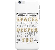 FOUR Spaces iPhone Case/Skin