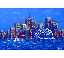 Eight hours in Sydney Photographic Print