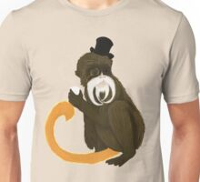emperor tamarin monkey Unisex T-Shirt