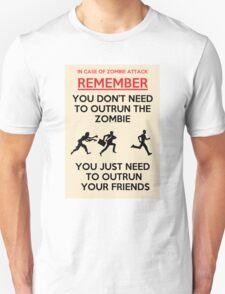 Zombie Outrun T-Shirt