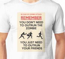Zombie Outrun Unisex T-Shirt