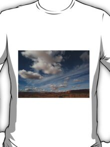 Monument Valley and Clouds2 T-Shirt