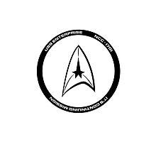 Star Trek - The Enterprise by Lightningbarer