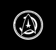 Star Trek - The Wrath of Kahn - Kahn! by Lightningbarer