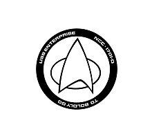 Star Trek - The Next Generation - The Enterprise - D by Lightningbarer