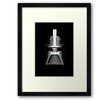 By Your Command - Classic Cylon Centurion Framed Print