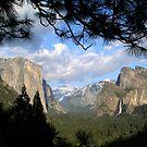 Yosemite Valley by Mar Silva