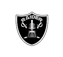 Cylon Raider Logo by simonbreeze
