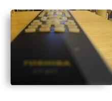Remote Access Metal Print