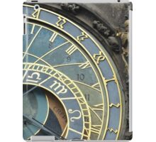 Time and Death iPad Case/Skin