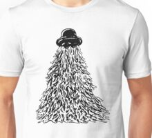 My Cousin Itt (black) Unisex T-Shirt