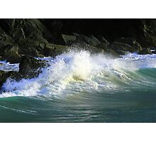 Tide waits for no man Photographic Print