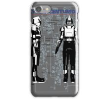 Owners Manual Cylon Centurion iPhone Case/Skin