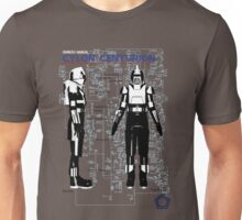 Owners Manual Cylon Centurion Unisex T-Shirt