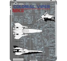 Owners Manual - Colonial Viper MKII iPad Case/Skin
