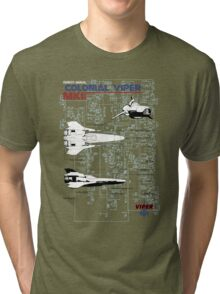 Owners Manual - Colonial Viper MKII Tri-blend T-Shirt
