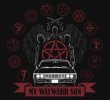 My wayward son by SxedioStudio