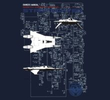 Owners Manual - Earth Directorate Starfighter by simonbreeze