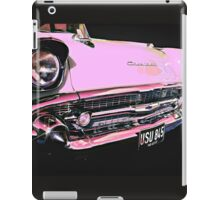Candy Pink Chevrolet iPad Case/Skin
