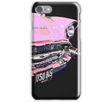 Candy Pink Chevrolet iPhone Case/Skin