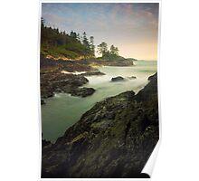 Pacific Rim National Park, Tofino, British Columbia Poster
