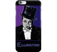 Duke Ellington Portrait iPhone Case/Skin