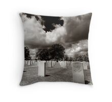 fallen soldiers 1 Throw Pillow