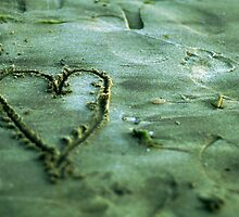 Sand Heart by blackjack