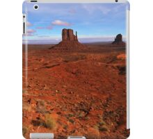 Monument Valley and Clouds3 iPad Case/Skin
