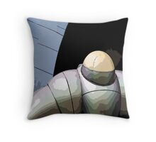 ABSTRACT # 10 SEATTLE Throw Pillow