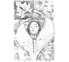 Sorcerer Template Photographic Print