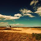 Stage Harbor Light House Cape Cod by capecodart