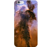 Yellow Galaxy iPhone Case/Skin