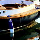 Boat Reflect. by Artist Dapixara