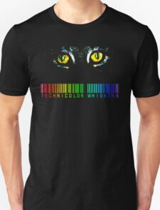 Technicolor Whiskers T-Shirt