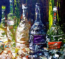 five bottles up by Harry Gray