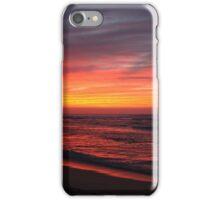 North Shore Sunset iPhone Case/Skin