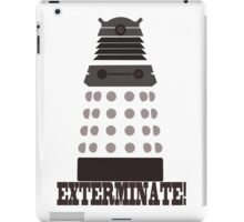 Exterminate iPad Case/Skin