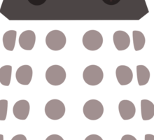 Exterminate Sticker