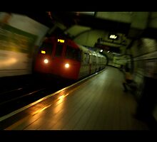 London Green 1 of 6 : Motion A by berndt2