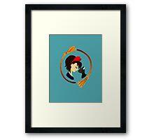 Kiki's Delivery Service Framed Print
