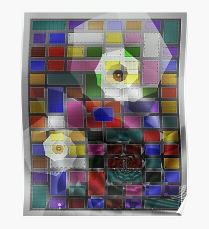 American Quilt Poster