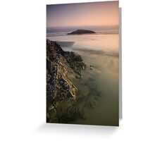 Pacific Rim National Park Greeting Card