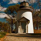 Old Lighthouse by Artist Dapixara