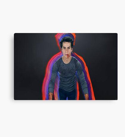 Stiles [Losing My Mind] Canvas Print
