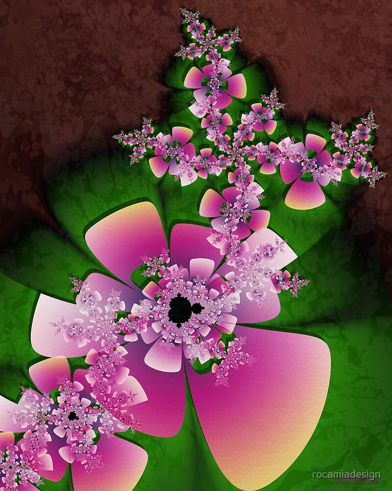 Floral Arrangement by rocamiadesign