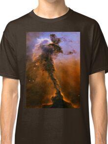 Yellow Galaxy Classic T-Shirt