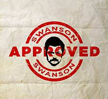 Swanson Approved by ThePencilClub