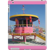 Astro Hut iPad Case/Skin