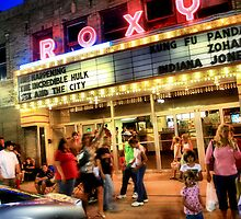 night at the roxy by rutger